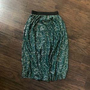 LuLaRoe Lucy skirt Elegance Collection